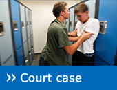 Robbery - young offender